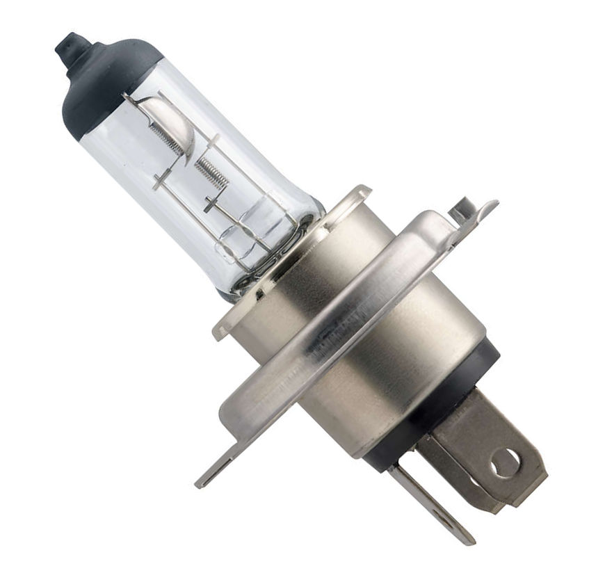 Лампа Philips Vision H4 12V 60/55W P43t-38 12342PRC1 / 12342PRB1
