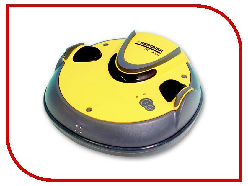 Пылесос-робот Karcher RC 3000