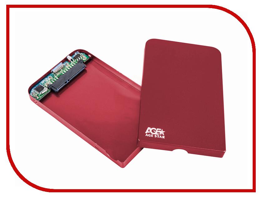 Аксессуар AgeStar 3UB2O1 Red<br>