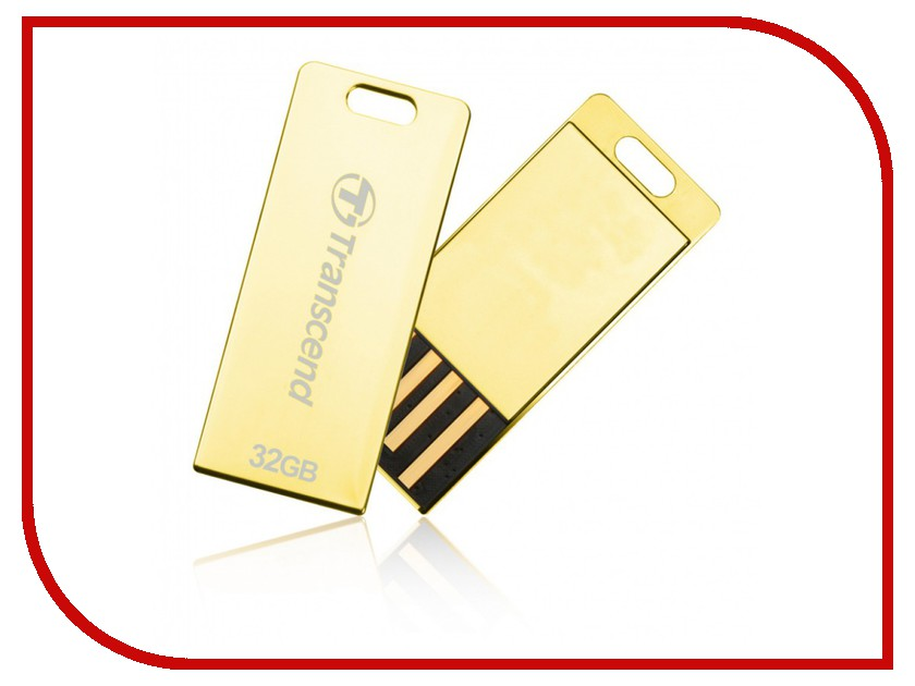 USB Flash Drive 32Gb - Transcend FlashDrive JetFlash T3G TS32GJFT3G