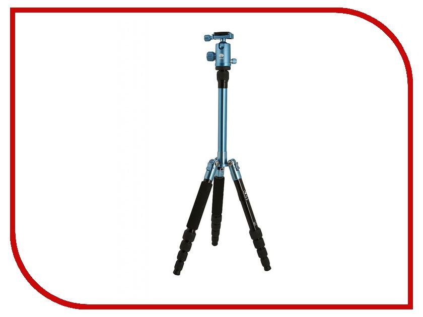 Штатив Sirui T-005BX &amp; головка C10X Blue<br>