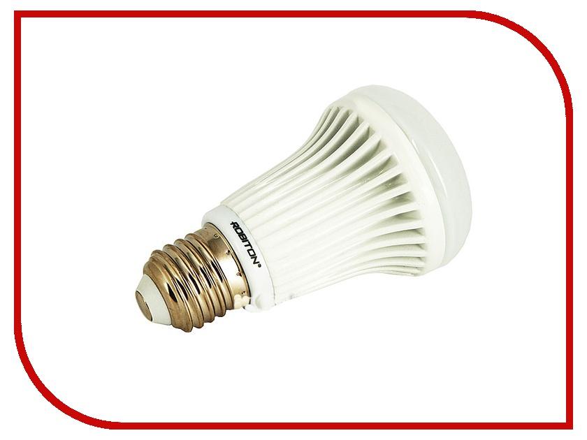 Лампочка Robiton LED M60-9W-2700K-E27<br>