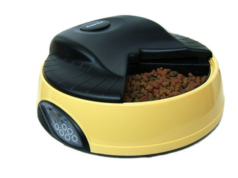 Автоматическая кормушка Feed-Ex PF1Y Yellow для животных