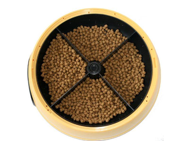 Автоматическая кормушка Feed-Ex PF2Y Yellow для животных