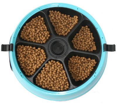 Автоматическая кормушка Feed-Ex PF6B Blue для животных