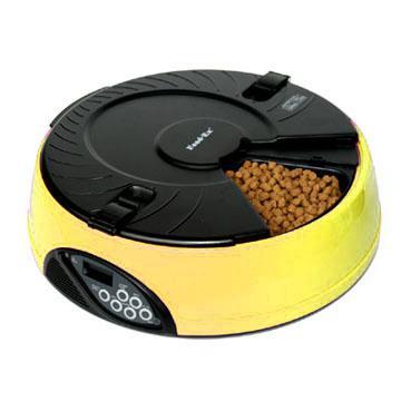 Автоматическая кормушка Feed-Ex PF6Y Yellow для животных