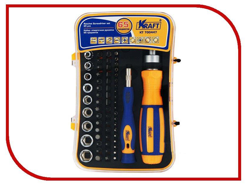 Отвертка Kraft KT 700447<br>