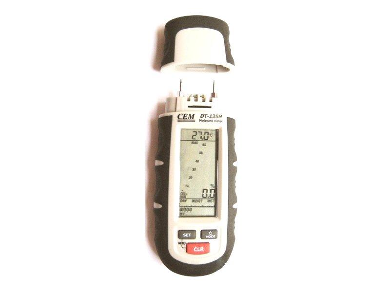Влагомер CEM DT-125H термометр cem dt 131