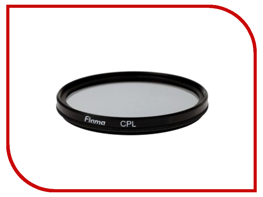 Zakazat.ru: Светофильтр Flama Circular-PL 37mm