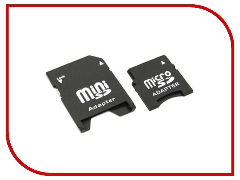 Карта памяти Набор переходников Espada MicroSD / MiniSD на SD card Emn SDMc SD-CDca