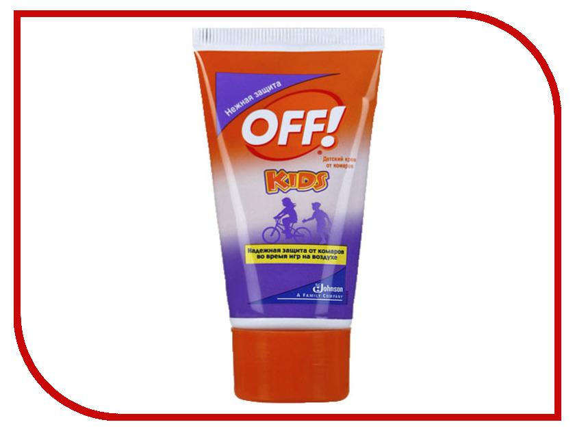 Средство защиты от комаров SC Johnson Off! Детский крем 50ml