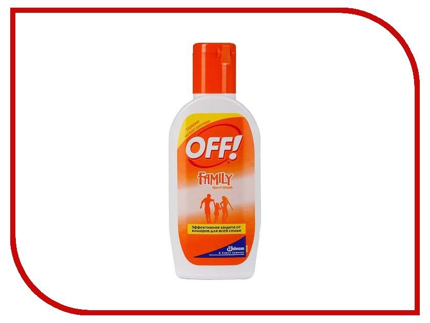 Средство защиты от комаров SC Johnson Off! Крем 150ml