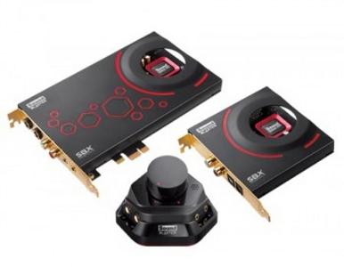 Звуковая карта Creative Sound Blaster ZxR SB1510 70SB151000001