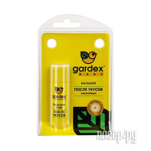Средство защиты от клещей Gardex Baby Бальзам 7мл  Pleer.ru  112.000