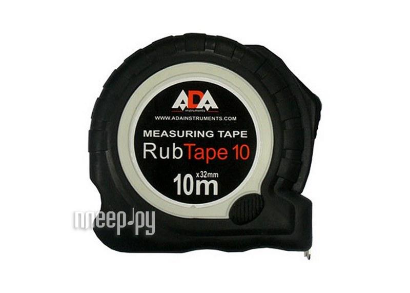 Рулетка ADA RubTape 10 А00154  Pleer.ru  349.000