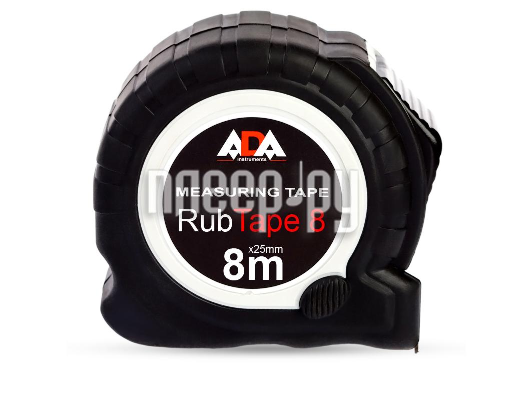 Рулетка ADA RubTape 8 А00157  Pleer.ru  215.000