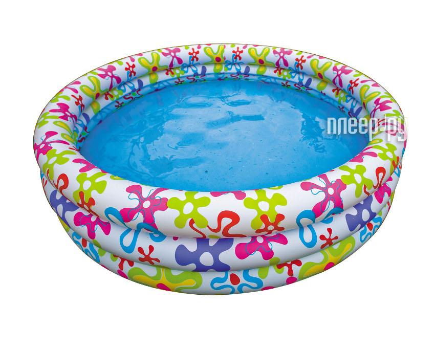 Детский бассейн Intex 56440 Цветные брызги  Pleer.ru  401.000