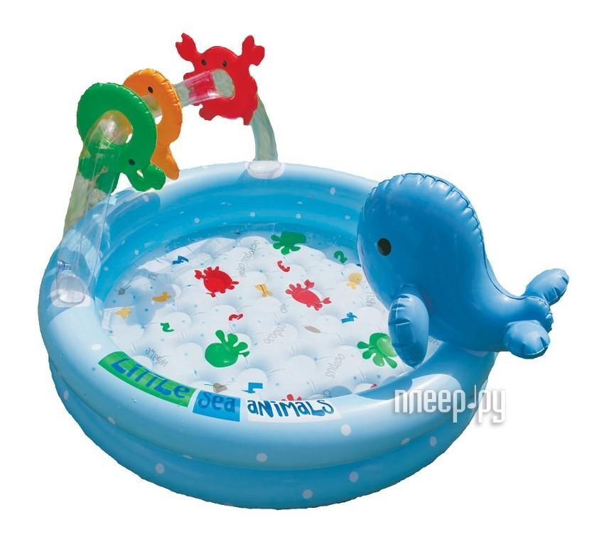 Детский бассейн Intex 57400 Дельфинчик  Pleer.ru  250.000
