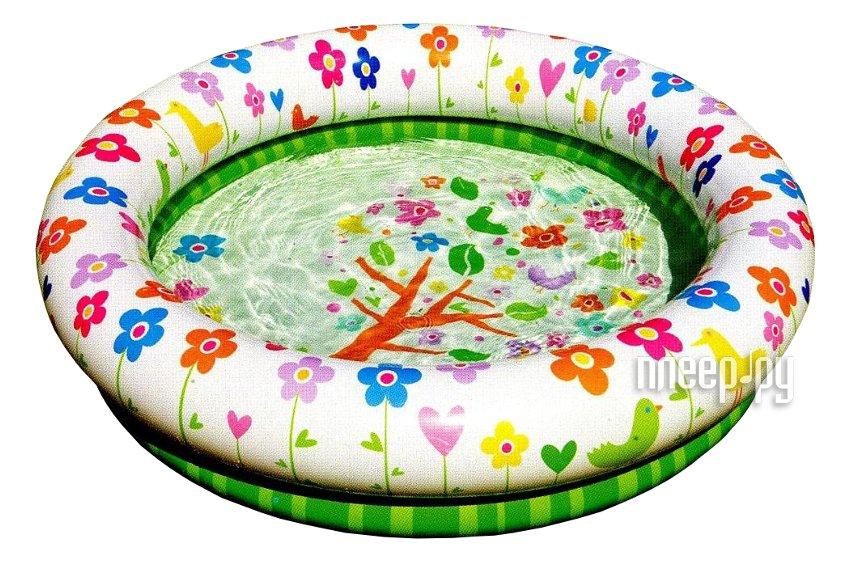 Детский бассейн Intex 57427 Цветочки  Pleer.ru  150.000