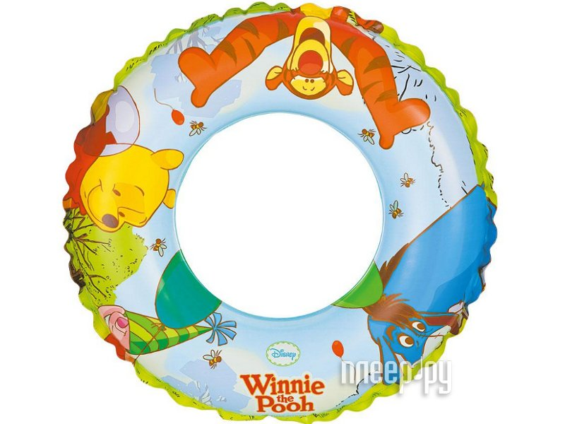 Надувной круг Intex 58254 Disney  Pleer.ru  94.000