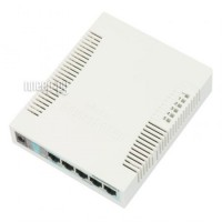 Роутер MikroTik RouterBoard RB260GS