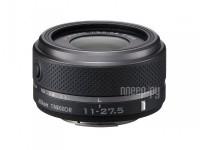Nikon Nikkor 11-27.5 mm F/3.5-5.6 for Nikon 1 Black (�������� Nikon)