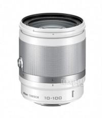 Nikon Nikkor 10-100 mm F/4-5.6 VR for Nikon 1 White (�������� Nikon)