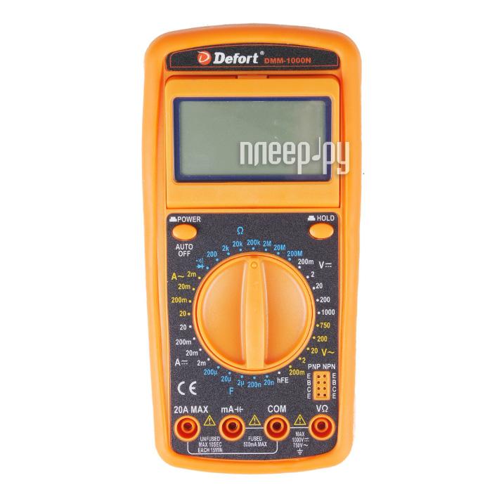 Мультиметр Mastech M830b Сертификат