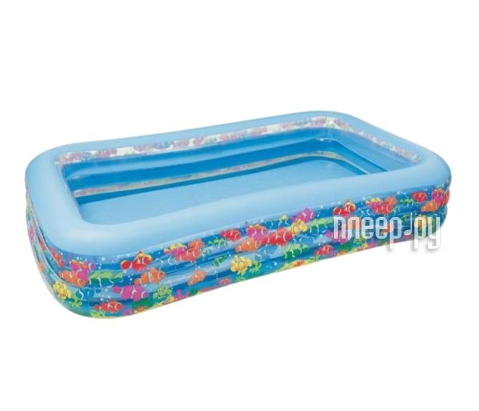 Детский бассейн Intex 58485 Тропический риф  Pleer.ru  1114.000