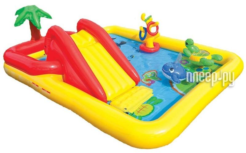 Детский бассейн Intex 57454 Океан  Pleer.ru  1299.000