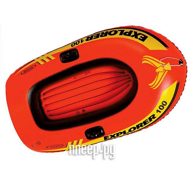 Надувная лодка Intex Explorer 100 58329