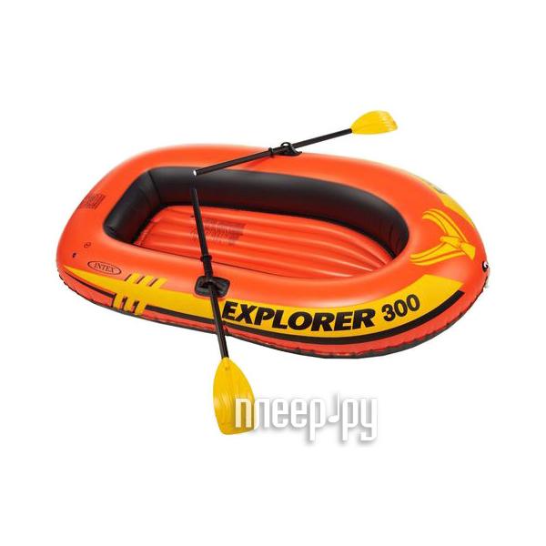 Надувная лодка Intex Explorer 300 58332