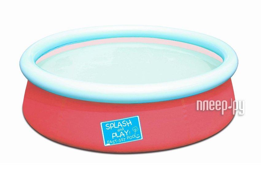 Детский бассейн Intex 57241 BestWay Red  Pleer.ru  550.000