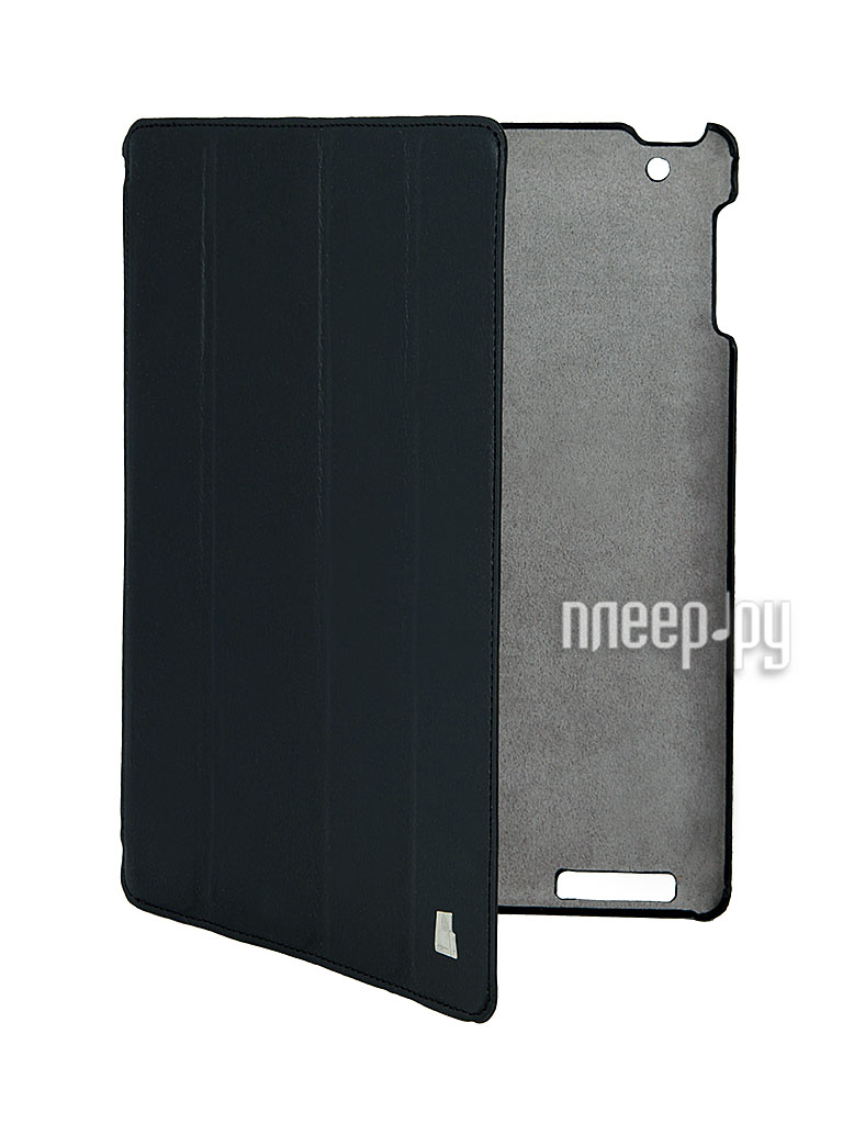 Аксессуар Чехол Just Case for iPad / iPad 4 Black  Pleer.ru  1100.000