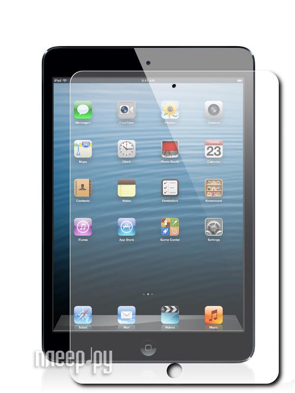Аксессуар Защитная пленка iPad 2 / iPad 3 New EXSkins противоударная  Pleer.ru  675.000