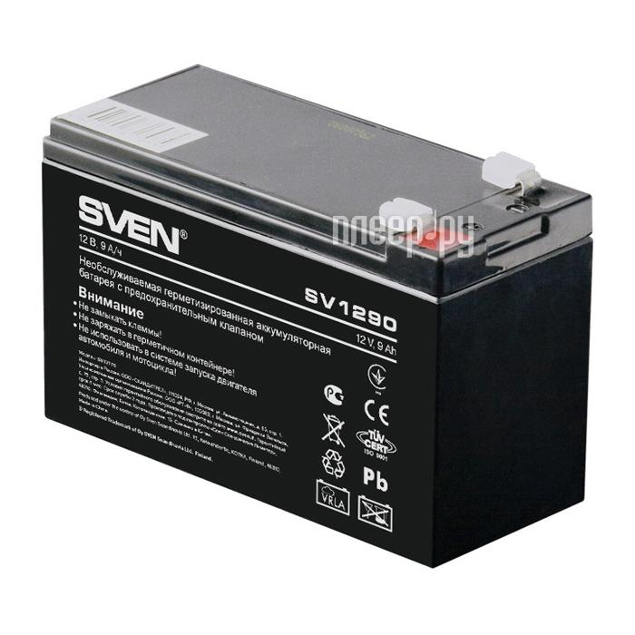 Аккумулятор для ИБП Sven SV 12V 9Ah SV1290