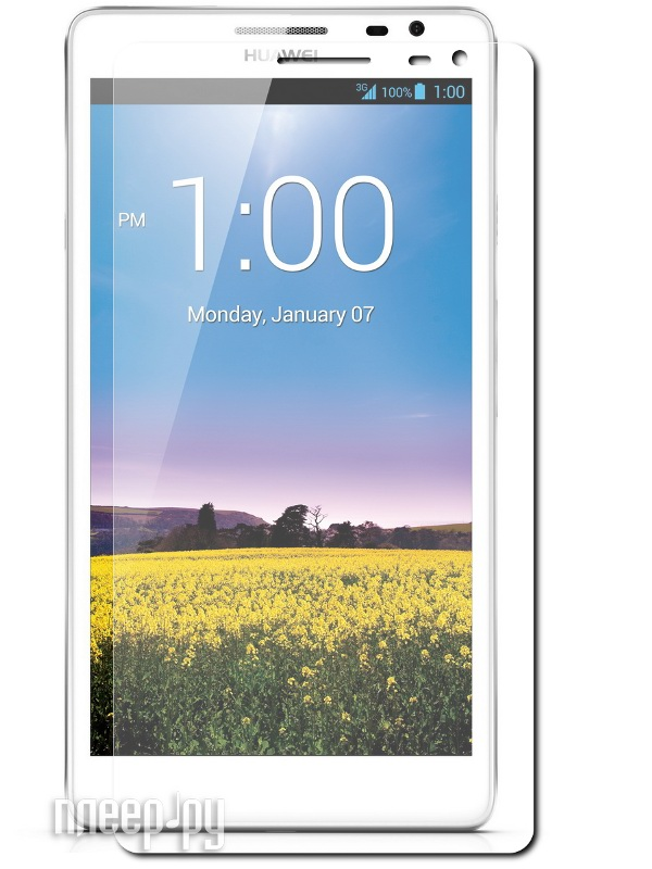 Аксессуар Защитная пленка Huawei Ascend Mate Media Gadget Premium глянцевая  Pleer.ru  94.000
