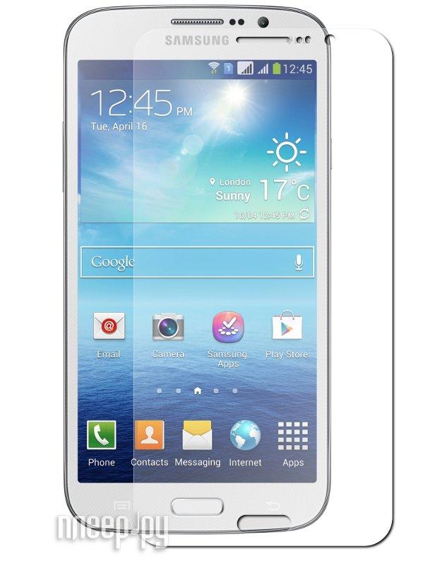 Аксессуар Защитная пленка Samsung GT-i9152 Galaxy Mega 5.8 Media Gadget Premium / Red Line глянцевая  Pleer.ru  537.000
