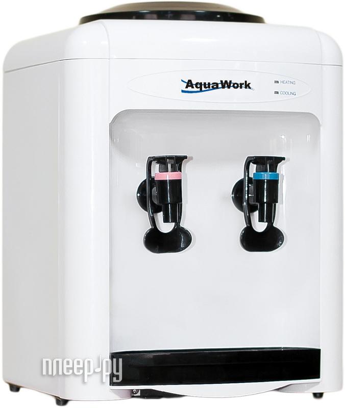 Кулер Aqua Work 0.7TD White