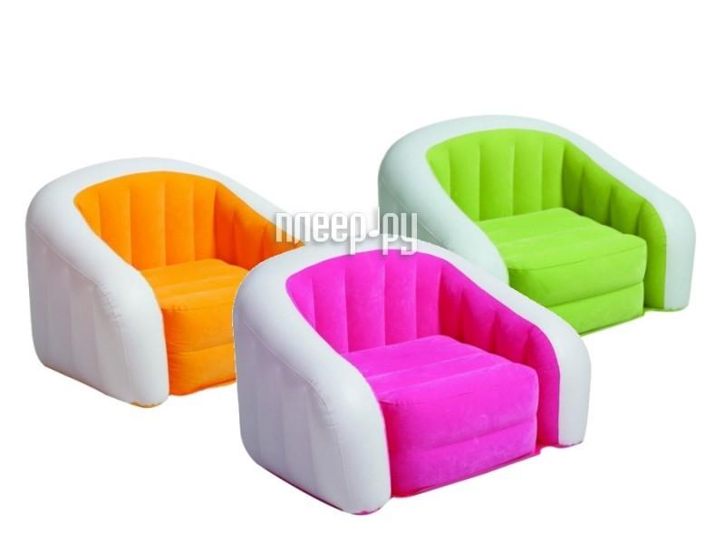 Надувное кресло Intex Cafe Club 68571  Pleer.ru  887.000