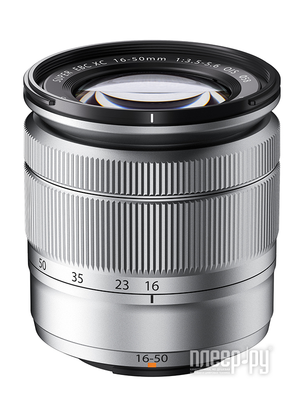 Объектив Fujifilm XC 16-50mm f/3.5-5.6 OIS  Pleer.ru  13617.000