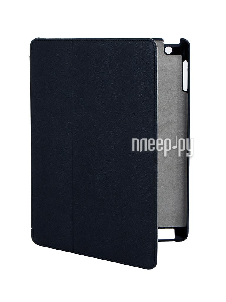 Аксессуар Чехол Muvit Fold Case for New iPad  Pleer.ru  778.000