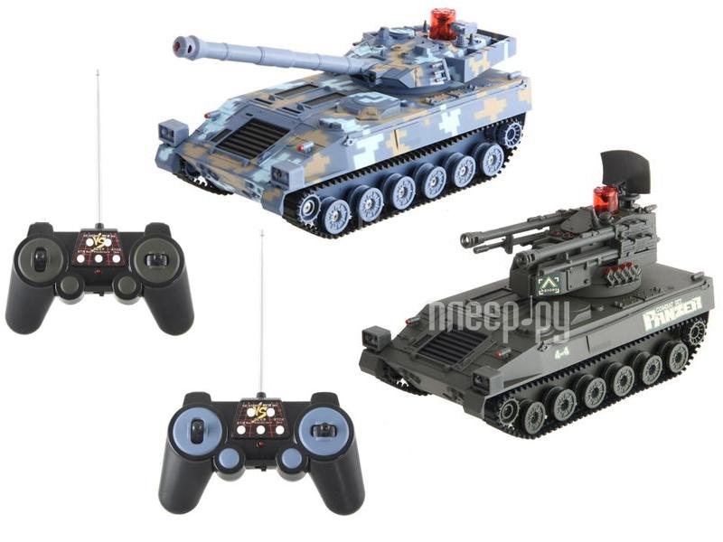 Игрушка Double Eagle Танковый бой 2 танка E513-001  Pleer.ru  4521.000