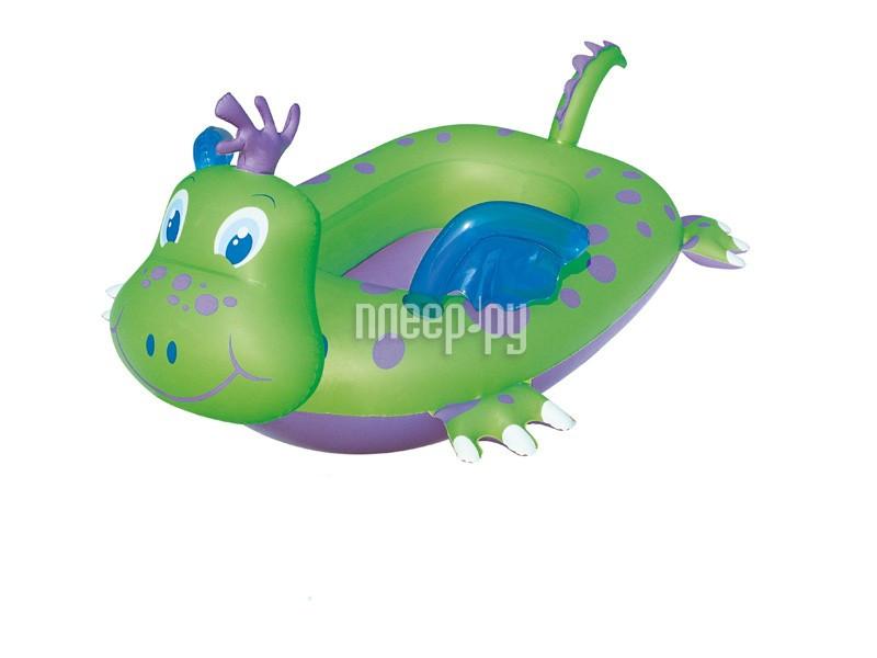 Игрушка для плавания BestWay Зеленый Дракоша 34084B 101x84 010813