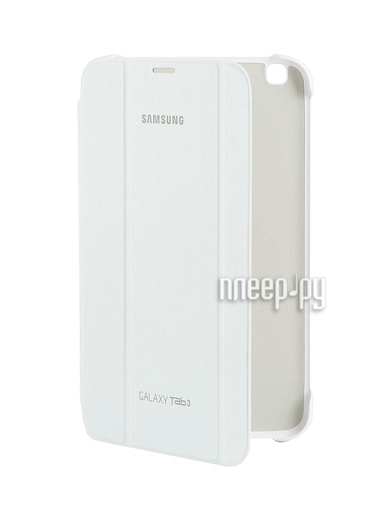 Аксессуар Чехол Samsung Galaxy Tab 3 8.0 SM-T310 / T311 EF-BT310BWEGRU White  Pleer.ru  1800.000