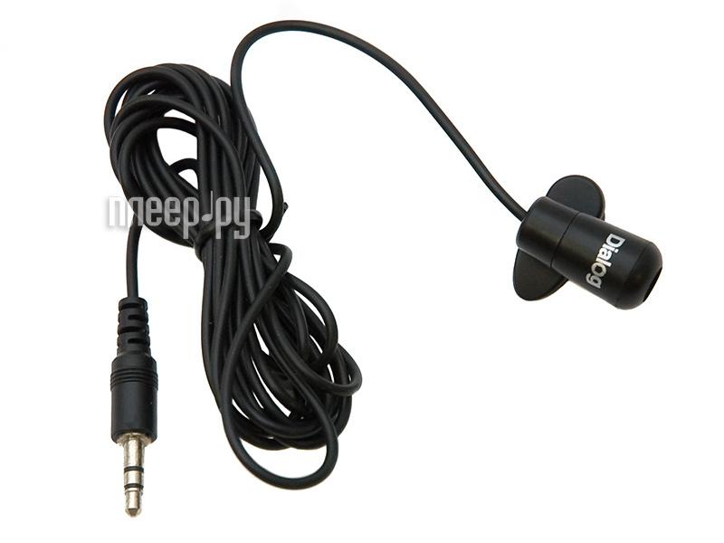 Микрофон Dialog M-106B Black  Pleer.ru  78.000