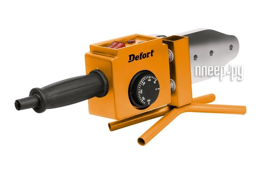 Сварочный аппарат Defort DWP-2000 для пластиковых труб