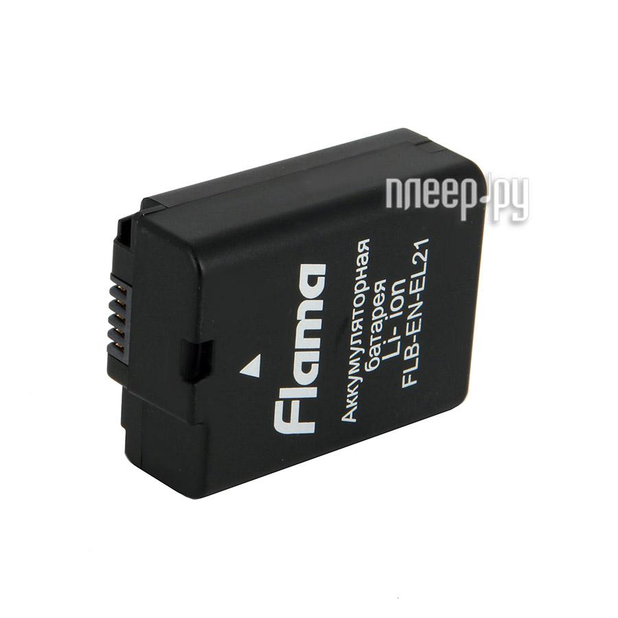 Аккумулятор Flama FLB-EN-EL21  Pleer.ru  589.000