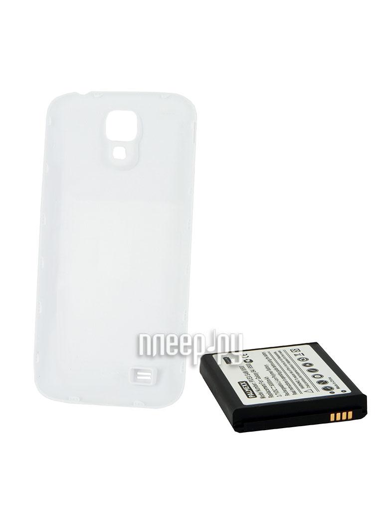 Аксессуар Аккумулятор Palmexx - усиленный! 6000 mAh for Samsung GT-i9500 Galaxy S4 PX/EXSAMI9500 White  Pleer.ru  1101.000