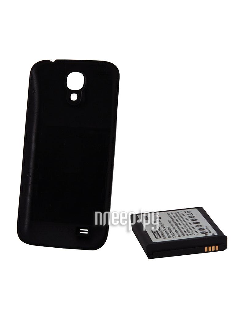 Аксессуар Аккумулятор Samsung GT-i9500 Galaxy S4 PX/EXSAMI9500 Palmexx - усиленный! 6000 mAh Black  Pleer.ru  1101.000